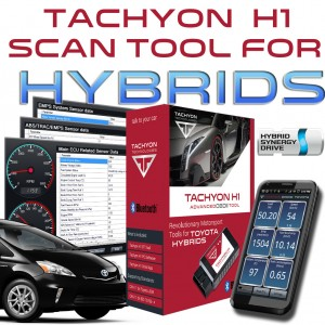 Tachyon OBD H1 for Hybrids